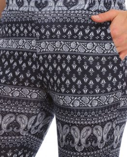 Tutto Tempo pantalón estilo flare