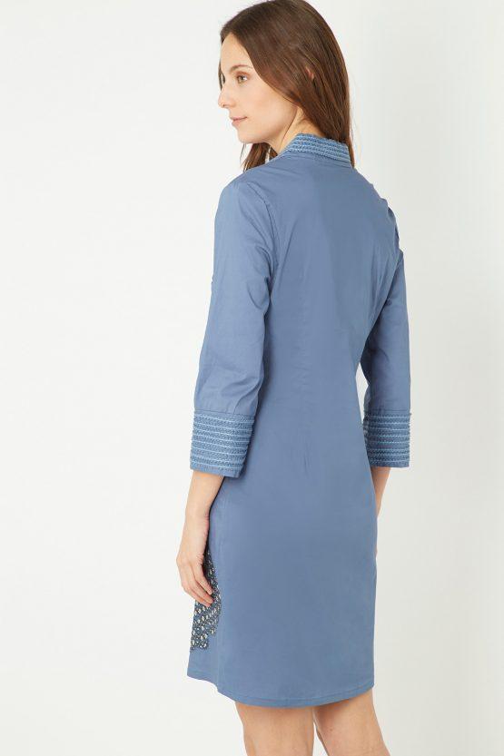 Vestido bordado - Tutto Tempo