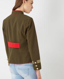 Chaqueta estilo militar - Tutto Tempo