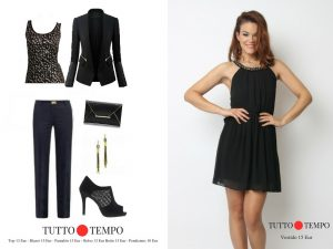 Looks paillets Tutto Tempo