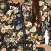 Bomber flores Tutto Tempo