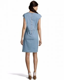 Vestido Denim Tutto Tempo