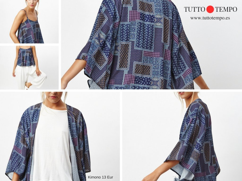 Kimono Tutto Tempo