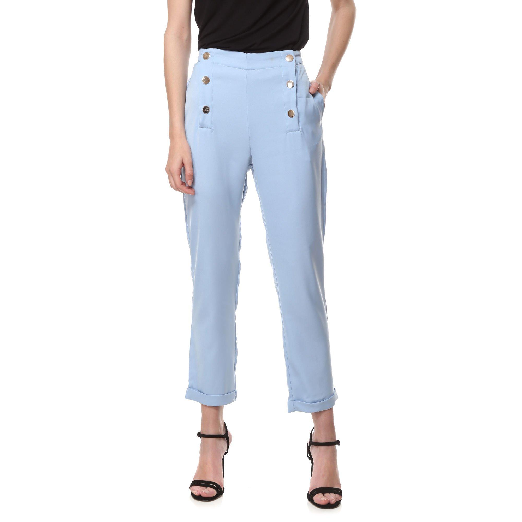 Pantalón cintura alta
