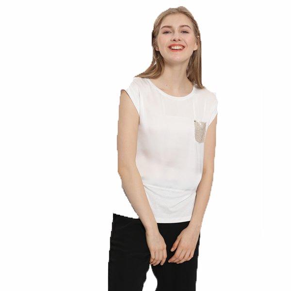 Camiseta fluida
