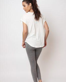 Camiseta algodón con mensaje