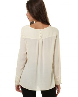Blusa panel bordado Tutto Tempo