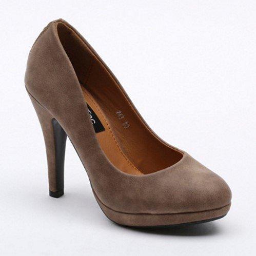 Zapato punta redonda - Tutto Tempo