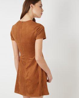 Vestido antelina - Tutto Tempo