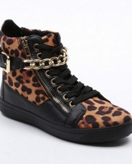 Sneakers alta- Tutto Tempo