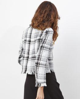 Blusa tejido tweed - Tutto Tempo