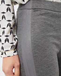 Pantalón ribetes en contraste - Tutto Tempo