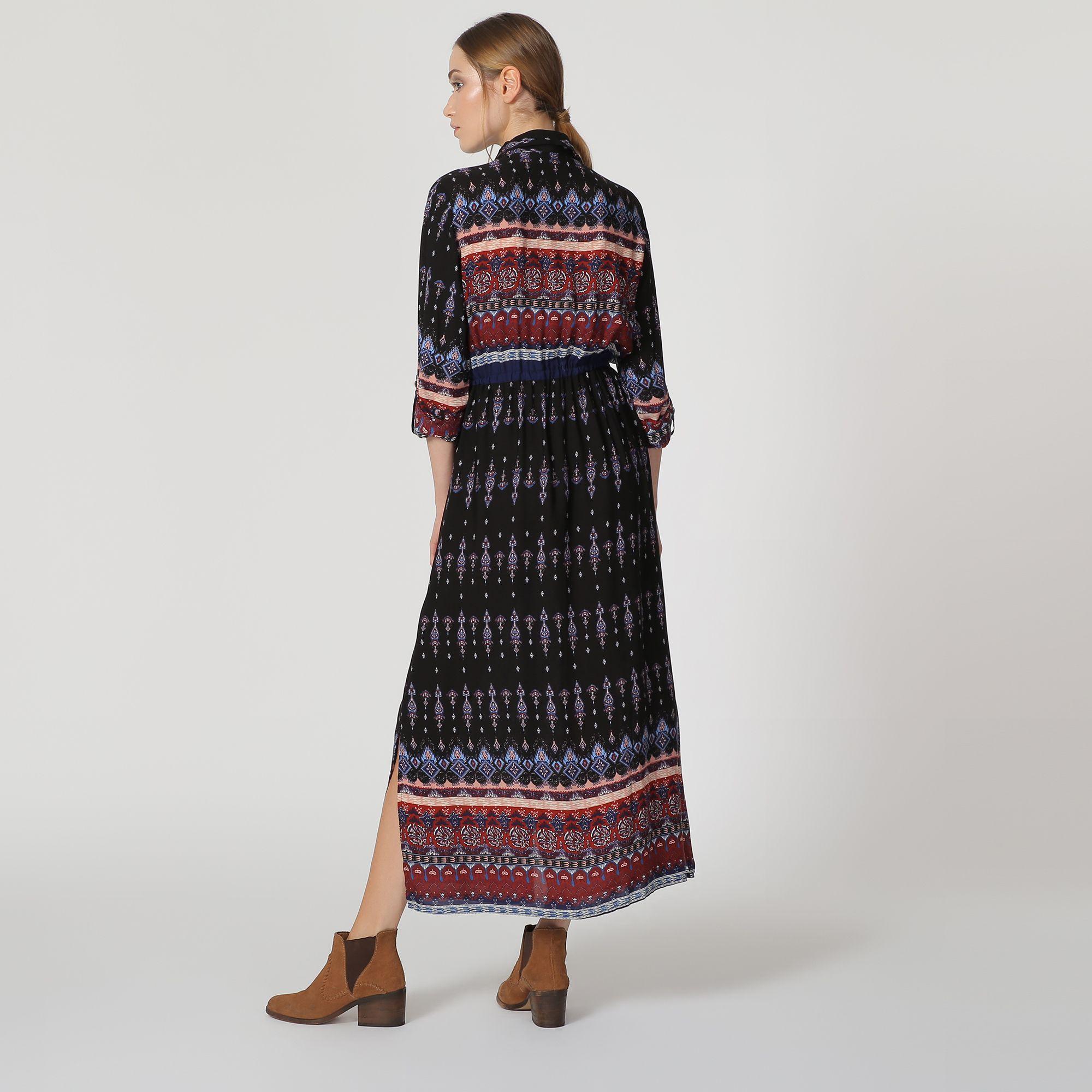 Vestido largo - Tutto Tempo
