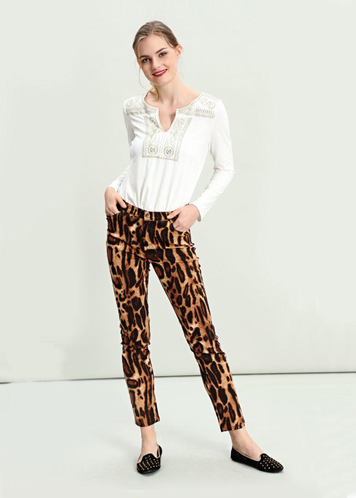 Pantalón leopardo - Tutto Tempo