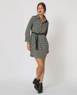 Vestido mariquitas - Tutto Tempo