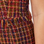 Vestido tweed - Tutto Tempo