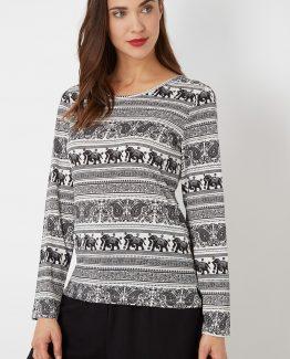 Camiseta elefantes - Tutto Tempo