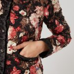 Chaqueta acolchada flores - Tutto Tempo