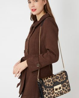 Bolso animal print - Tutto Tempo