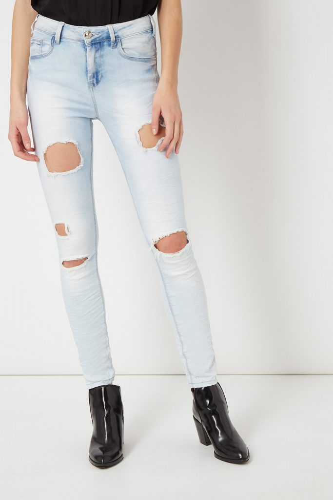 Jeans rotos - Tutto Tempo