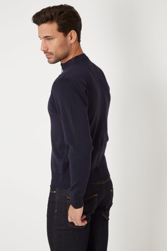 Jersey cuello semialto - Tutto Tempo
