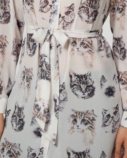 Vestido gatos - Tutto Tempo