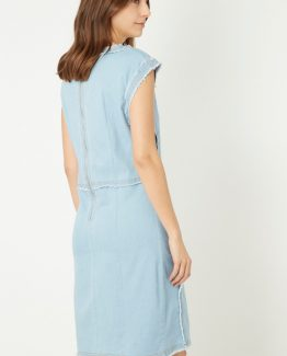 Vestido denim - Tutto Tempo