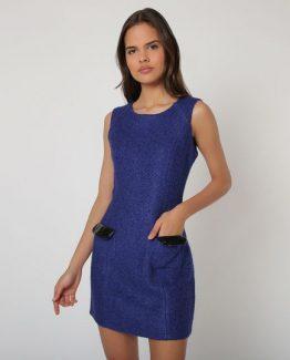 Vestido mini sin mangas - Tutto Tempo