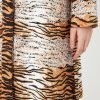 Gabardina animal print - Tutto Tempo