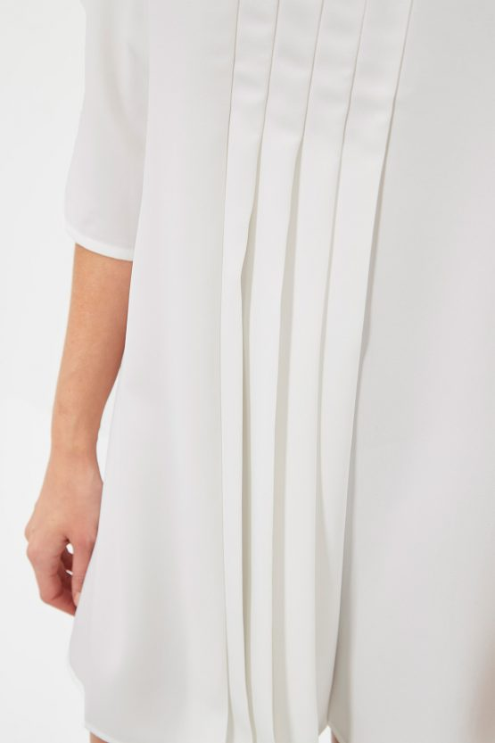 Vestido plisado - Tutto Tempo