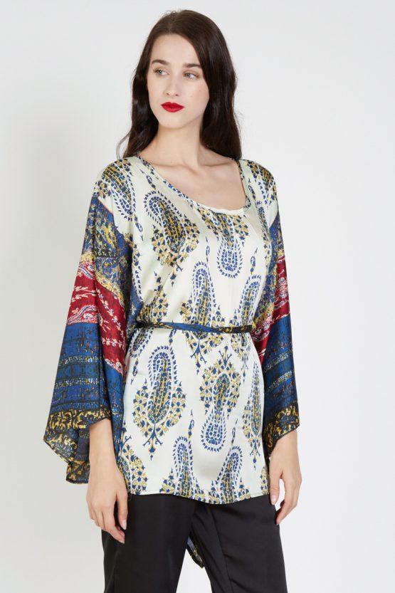 Blusa kimono - Tutto Tempo