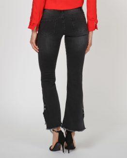 Jeans deshilachado - Tutto Tempo