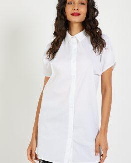 Camisa larga manga corta - Tutto Tempo