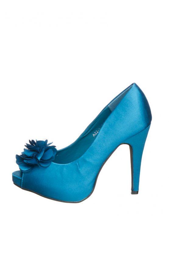 Zapato tacón abierto - Tutto Tempo