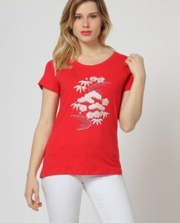 Camiseta bordada - Tutto Tempo