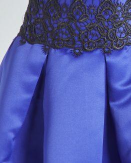 Falda plisada con vuelo - Tutto Tempo