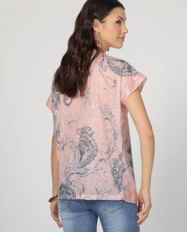 Camiseta estampada - Tutto Tempo