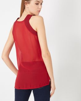 Top cuello halter - Tutto Tempo