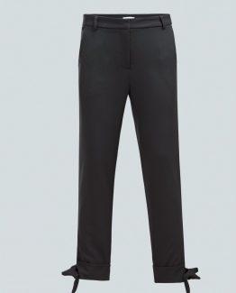 Pantalón con detalle lazo en el bajo - Tutto Tempo