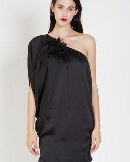 Vestido one shoulder - Tutto Tempo