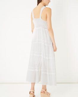 Vestido blanco - Tutto Tempo