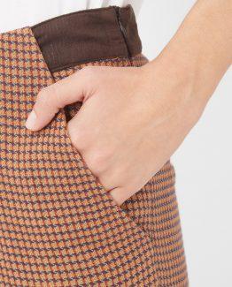 Pantalón cuadros - Tutto Tempo