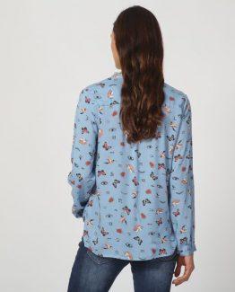 Camisa mariposas - Tutto Tempo