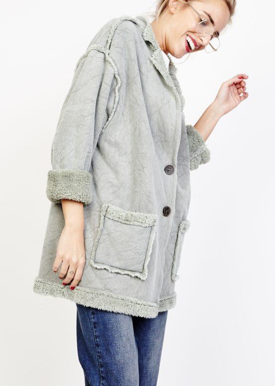 Abrigo efecto piel - Tutto Tempo