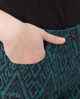 Pantalón estampado - Tutto Tempo