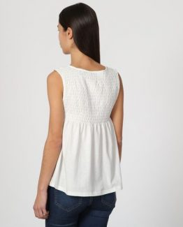 Camiseta tirante ancho - Tutto Tempo