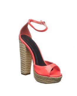 Sandalia de tacón - Tutto Tempo