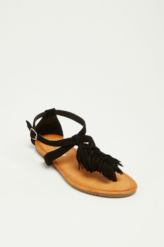 Sandalia con borlas - Tutto Tempo