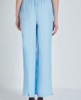 Pantalón ancho con pinzas - Tutto Tempo
