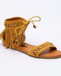 Sandalia flecos - Tutto Tempo